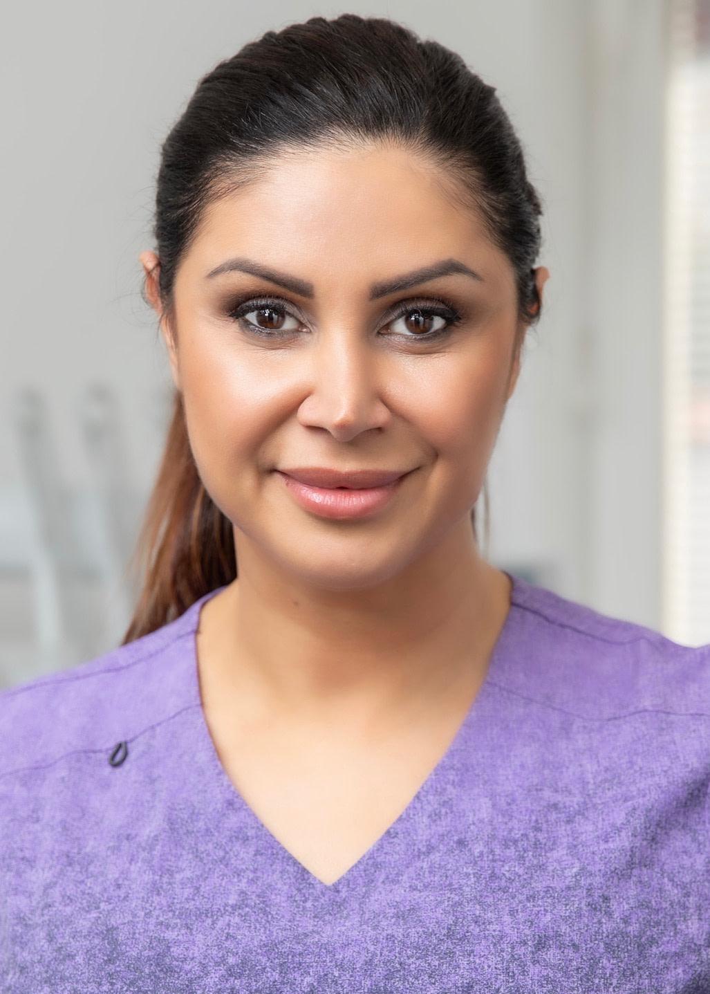 Dr Nushin Ghasemi